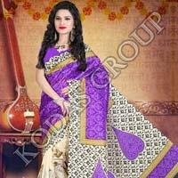Bhagalpuri Silk Cotton Feel Saree