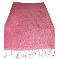 Silk Semi Pashmina Shawls