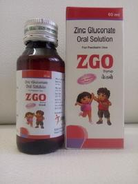 Zinc Gluconate Oral Solution