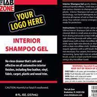 Car Interior Shampoo