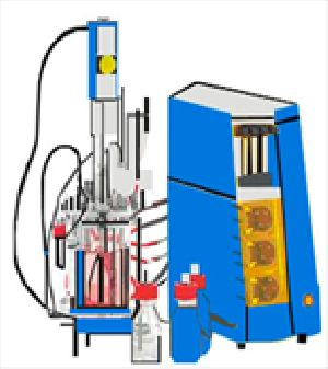 Laboratory Bioreactor / Fermenter - 5l