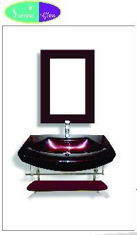 Glass Vanity Full Set (SG. 8011)