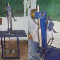 Manual Incense Stick Making Machine