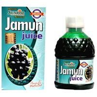 Herbal Organic Jamun Juice