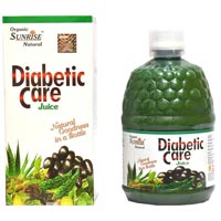 Organic Herbal Diabetic Care Juice