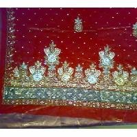 Embroidered Fancy Sarees