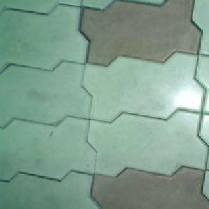 Reflective Paving Blocks