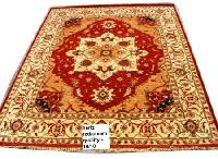 Double Wept Hand Knotted Woolen Carpet (10/10) 03
