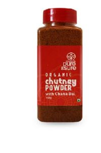 Organic Chutney Powder - Chana Dal