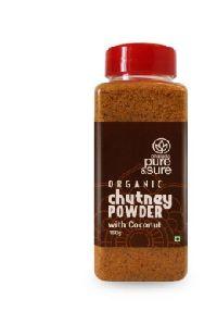 Organic Chutney Powder - Coconut