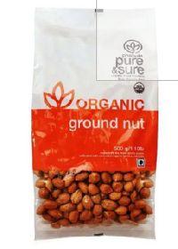 Organic Groundnut
