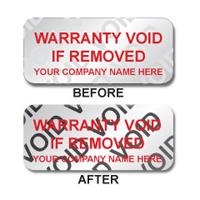 Tamper Evident Labels