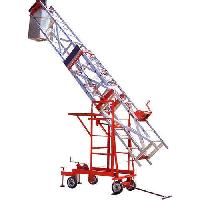 Telescopic Tower Extendable Ladders