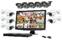 Integrated Networked Video Security System