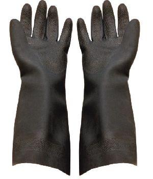 Neoprene Industrial Gloves