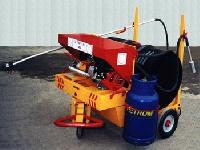 Emulsion Bitumen Sprayer