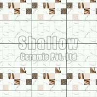 Ceramic Digital Wall Tiles (375mmx250mm)