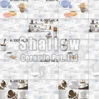 Ceramic Digital Wall Tiles (450mmx300mm)