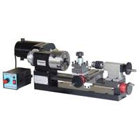 Table Top CNC Lathe Machine