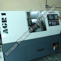 Pvc Pipe Threading Cnc Lathe Machine