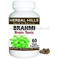 Natural Brahmi Vegie Capsules for Memory Enhancement