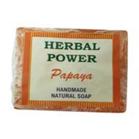 Herbal Power Papaya Soap