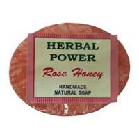 Herbal Power Rose Honey Soap