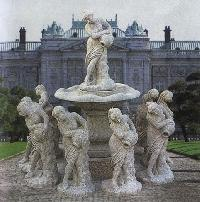 Carved Fountains