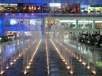 Ultra Fast Action Fountains