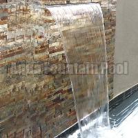 Sheet Fall Fountains