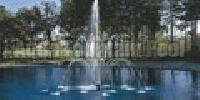 Three Stage Fountains
