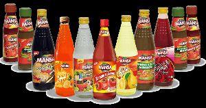 Ketchup, Sauces, Vinegar, Squash