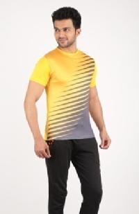 Sports Effect 3d Sublimation T-shirt
