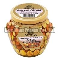 Saffron & Nuts Honey