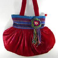 Trendy Velvet Bags