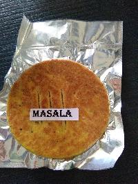 Dry Bhakhari - Masala
