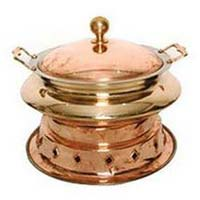 Copper Chafing Dishes