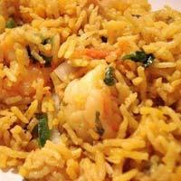 Kolambi Rice