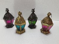 Iron Moroccan lantern