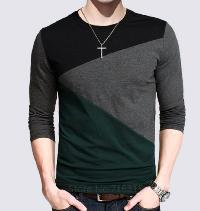 Latest Mens T-shirt Full Sleeves And Half Sleeves