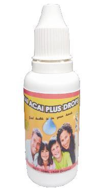Hawaiian herbal acai plus drops