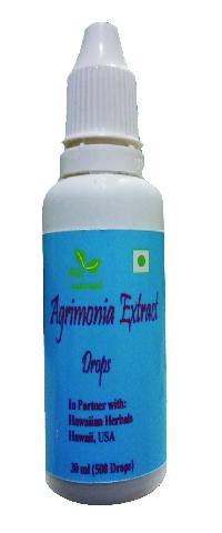 Hawaiian herbal agrimonia extract drops