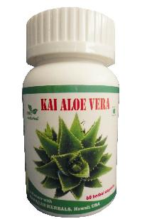 Hawaiian Herbal Aloe Vera Capsule