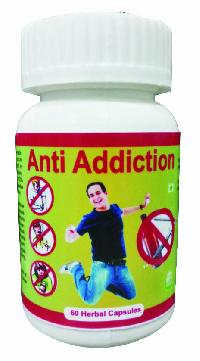 Hawaiian Herbal Anti Addiction Capsules