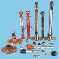 Tractor Rear Axle Shafts