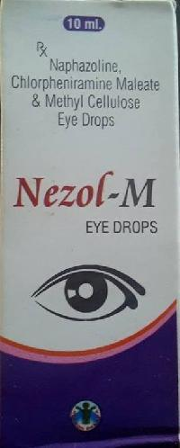 Eye Drop- Nezol-m-10ml
