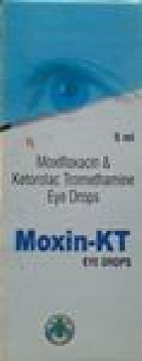 Eye Drop Moxin KT 5 ml