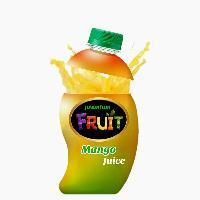 Mango Juice Poster Ad