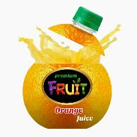 Orange Juice Poster Ad
