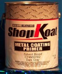Metal Coating Primer